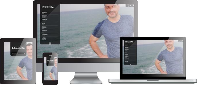 Recebim Sanatçı Resmi Web Sitesi