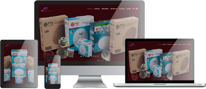 Almar PTS Elektronik Web Sitesi