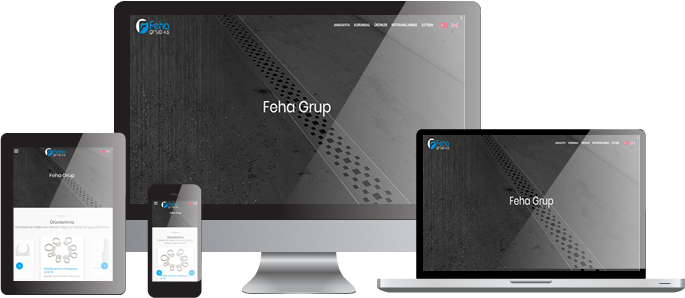 Feha Grup Web Sitesi Hizmeti